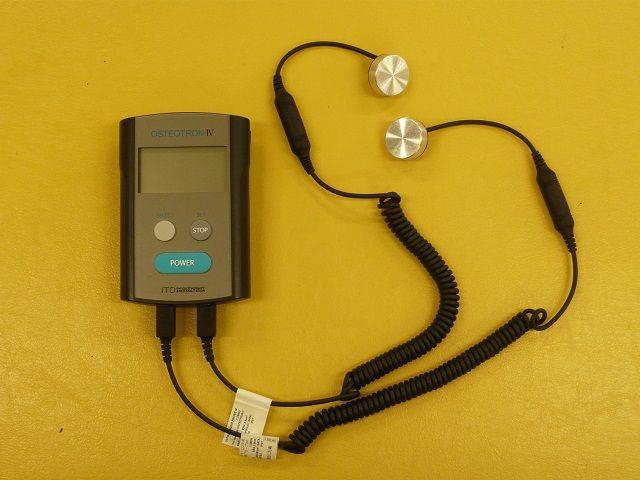 超音波骨折治療機器(オステオトロン)