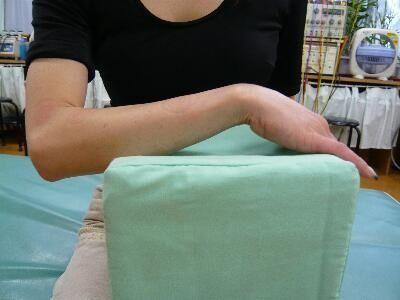 橈骨神経麻痺症例画像3