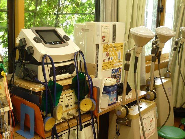 立体動態波治療装置